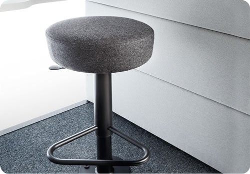 Hushphone Adjustable Stool