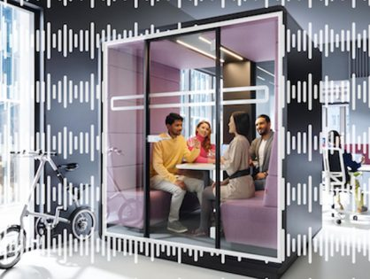 Good Vibes Only: How Acoustics Set The Tone Of Your Office